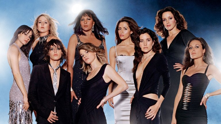 """""""The L Word' was the first TV show to portray lesbian life with a diverse cast of characters played by real, lesbian women."""