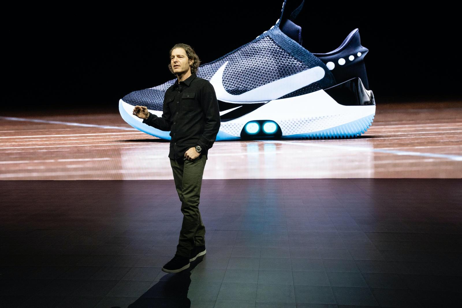 Nike'sMichael Donaghu