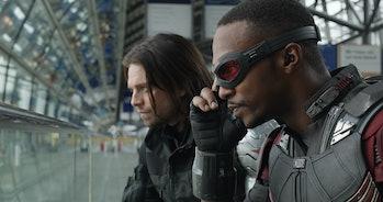 Captain America Civil War Winter Soldier Avengers Endgame