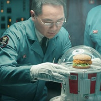 KFC's Chicken Sandwich is Going to Space in a Balloon on June 21