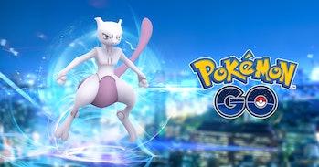 Pokemon Go Mewtwo