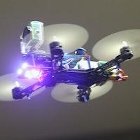 The Million-Dollar Dubai Drone Grand Prix Legitimizes Quadcopter Racing