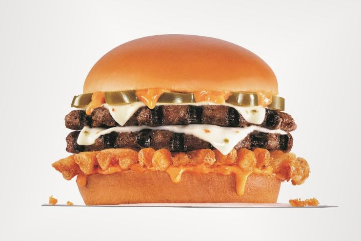 Carl's Jr. Rocky Mountain High: CheeseBurger Delight