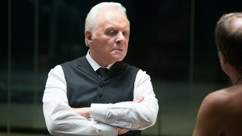Westworld Anthony Hopkins Robert Ford