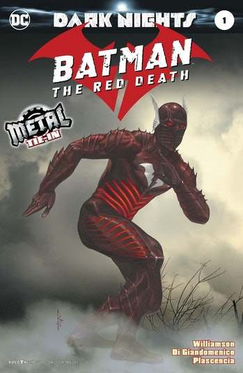 Red Death Flash Batman