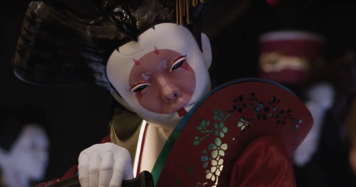 The Scientific Reason The Geishas In Ghost In The Shell Are Creepy