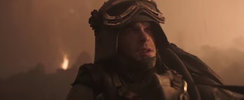 Han Solo in Imperial garb in 'Solo: A Star Wars Story'