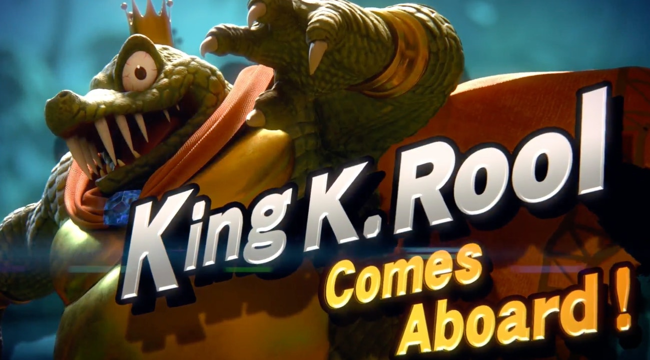 king k rool super smash bros ultimate