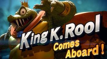 king k rool super smash bros ultimate