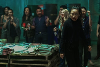 Li Jun Li Wu Assassins