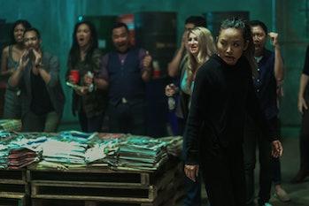 Li Jun Li Wu Assassins