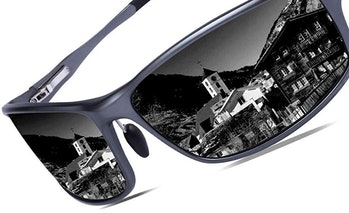 Bircen Polarized Sunglasses for Men