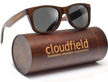 Wood Sunglasses Polarized for Men and Women