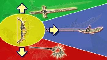 nintendo smash ultimate byleth weapons dlc 5