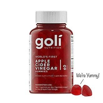Noli Nutrition Apple Cidar Vinegar Gummy Vitamins