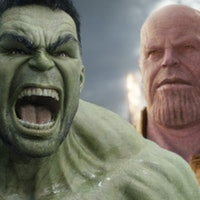 The Hulk Wasn't Actually Scared in 'Infinity War', Directors Say