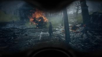 Storm of Steel from Battlefield 1