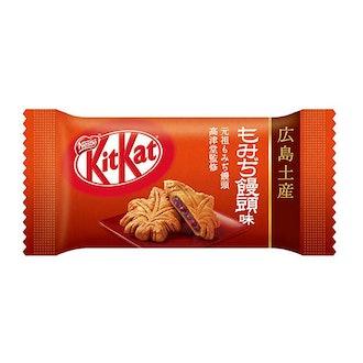 Kit Kat Mini Momiji Manju Flavor (Pack of 12)