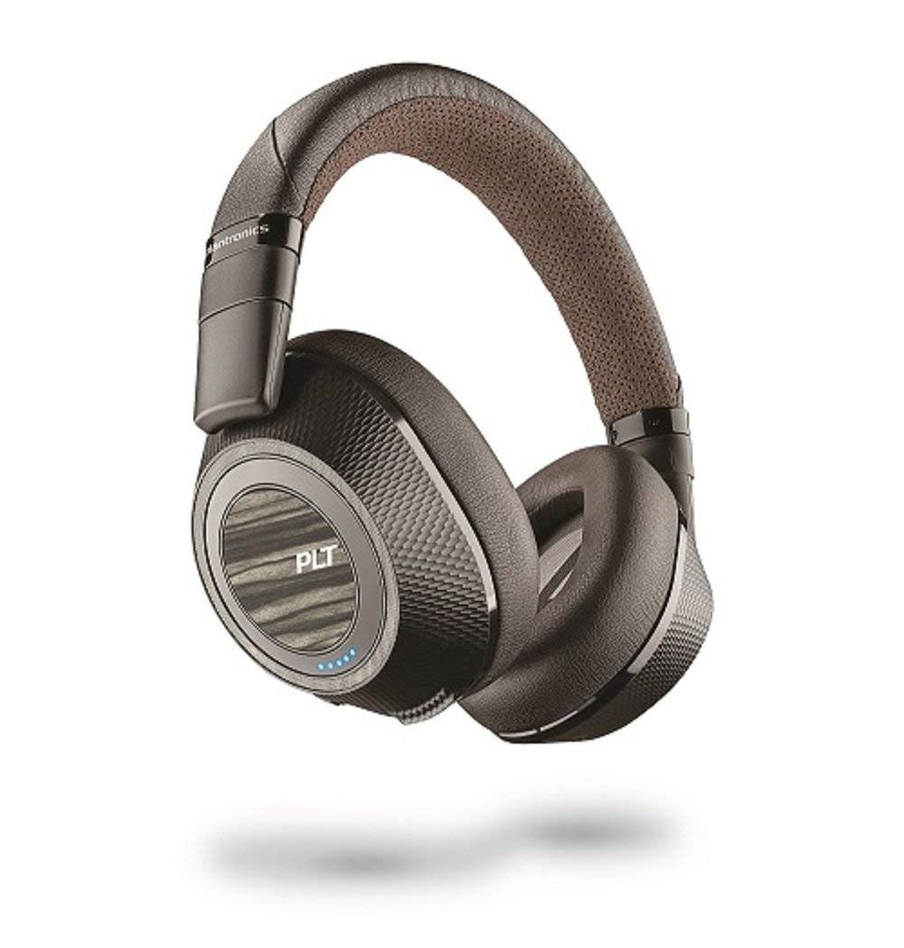 Plantronics BackBeat PRO 2 - Wireless Noise Cancelling Headphones (Black & Tan)