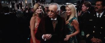 Stan Lee Iron Man