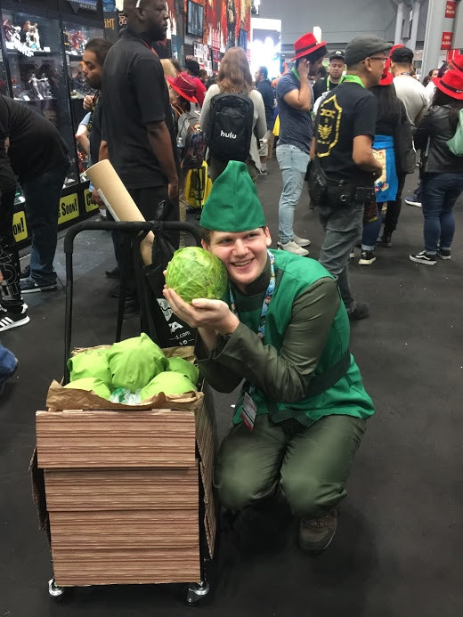 nycc 2018 cosplay
