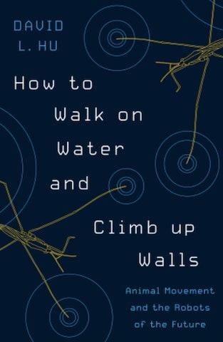 David Hu's book cover