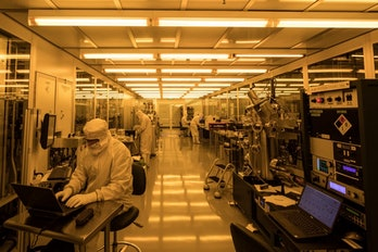 The Fab-1 lab.
