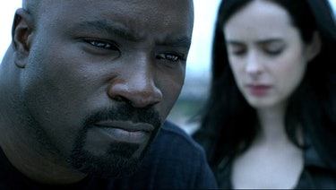 Luke Cage almost feels like a different character in 'Jessica Jones,' but his past is still his past.