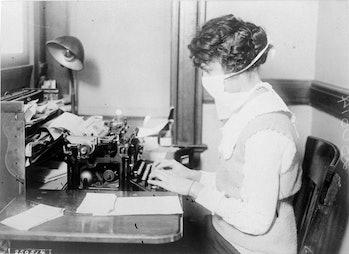 spanish flu 1918