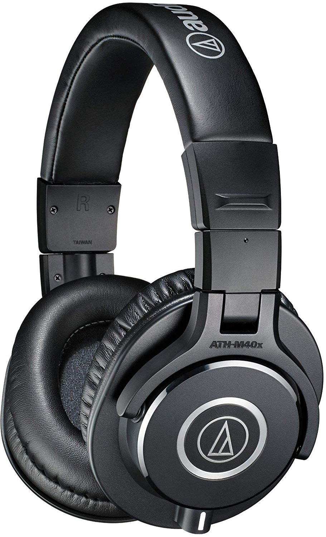 Audio-Technica ATHM40x Professional Monitor Headphones