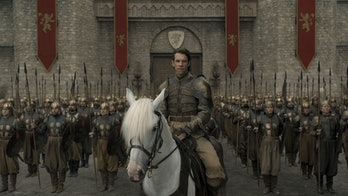 Game of thrones White Horse Ser Strickland