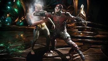 NetherRealm Injustice 2 Deadshot Aquaman