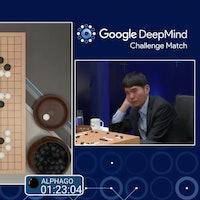 Google's AlphaGo Supercomputer Wins Second Go Match Vs Lee Sedol