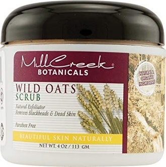 Mill Creek Botanicals Wild Oats Scrub