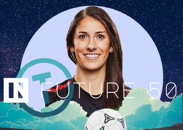 Yael Averbuch is a member of the Inverse Future 50.
