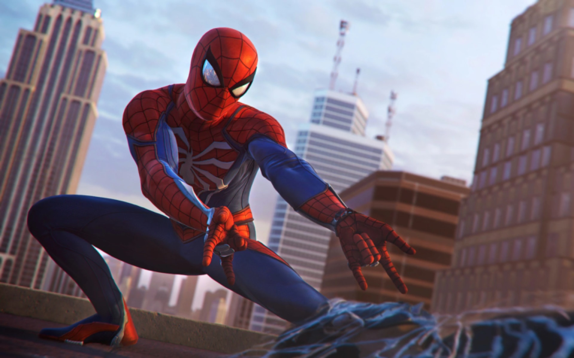 'Spider-Man' PS4 Web Shooters