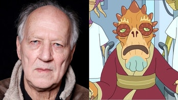 Werner Herzog as Shrimply Pibbles.