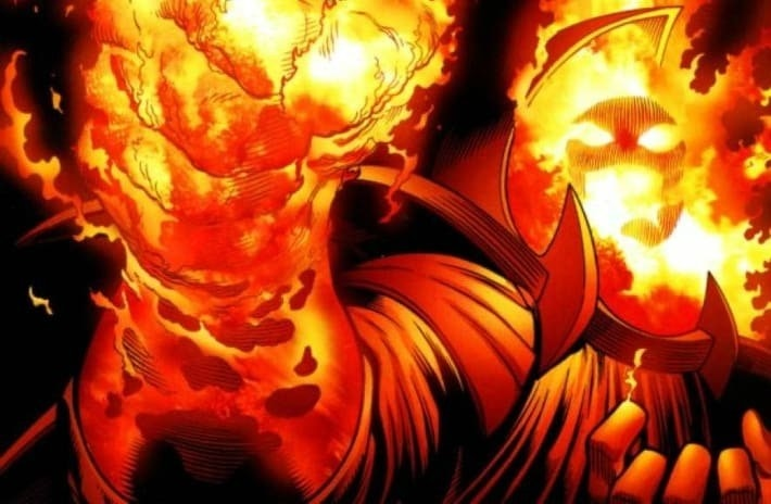 Doctor Strange's Dormammu in Marvel Comics