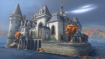Château Guillard will become your best friend in 'Overwatch' once you get serious.