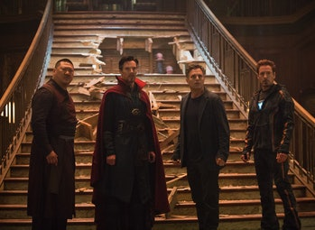 Infinity War Sanctum