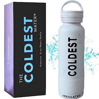 The Coldest Water Bottle Vacuum Sealed Travel Mug