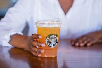 Starbucks lid