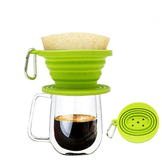 Wolecok Collapsible Pour Over Coffee Dripper