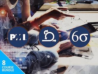 Complete Project & Quality Management Certification Bundle
