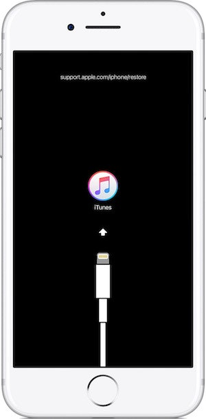 iphone recovery mode apple