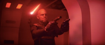 Bill Burr in 'The Mandalorian' trailer 2