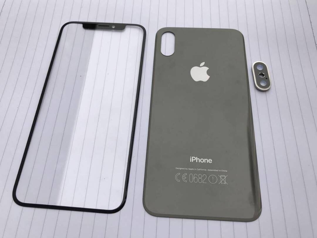 The iPhone 8 front panel