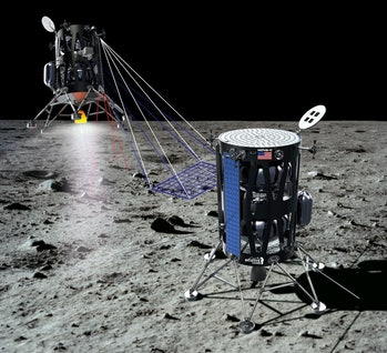 Houston-based Intuitive Machines will receive $77 million to deliver up to five NASA payloads.