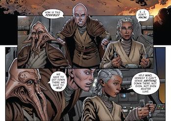 star wars rise of kylo ren comic