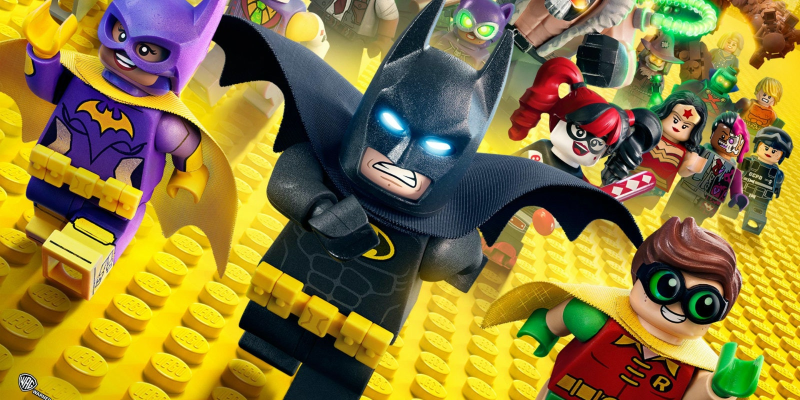 Lego Batman by Warner Bros Pictures and DC